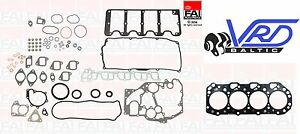 ISUZU-TROOPER-3-0-DTI-FULL-GASKET-SET-HEAD-GASKET-4JX1