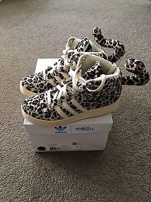 Jeremy Scott Adidas Leopard Tail
