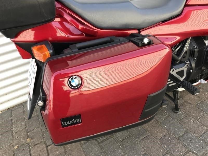 BMW, K 1100 RS, ccm 1092