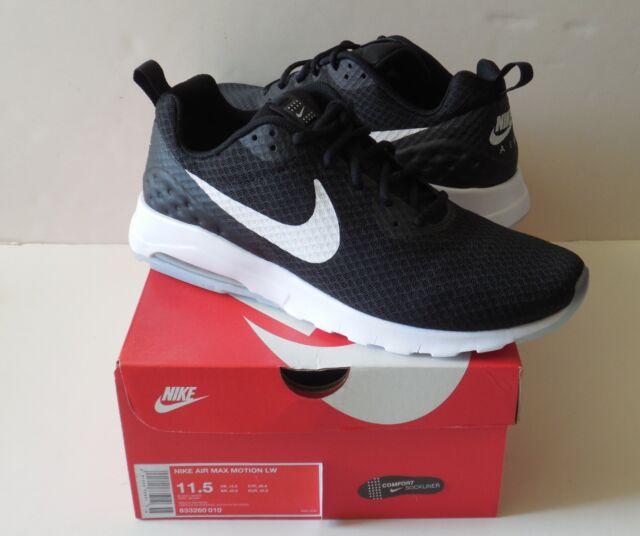 Nike Air Max Motion LW 2016 Summer Premium Sneaker Command 90 BW 1 EUR 45.5 Black