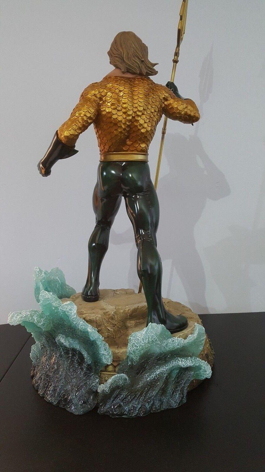 Sideshow Aquaman Premium Format Format Format Exclusive Justice League e4e35c