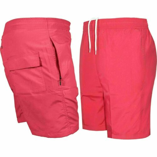 New Men/'s Swim Shorts Plain Mesh Lining Quick Dry Swimming Summer Shorts