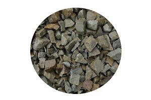 (0,67€/kg) 15Kg Hartsandsteinsplitt aus Naturstein 8-16mm   verpackt 5Kg Beutel