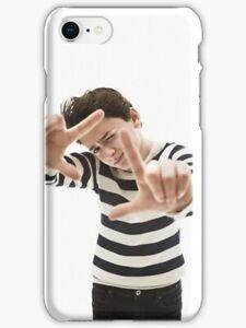 buy popular 7a190 d9bdc Details about Noah Schnapp Cute iPhone Case 5 SE X 6S 6Plus 7S 8 Plus,  Stranger Things Cover