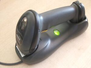 Symbol-Motorola-LS4278-cordless-wireless-bluetooth-barcode-scanner-NEW-BATTERY