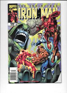 Choice Invincible Iron Man #1-5 2017 Marvel Comics