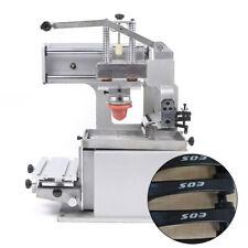 Pad Printing Manual Press Machinefor Pen Ball Label Pvc Cup Logo Sign Printer