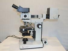 Leitz Laborlux 12 Microscope With Epi Fluorescent Amp Hoffman Modulation