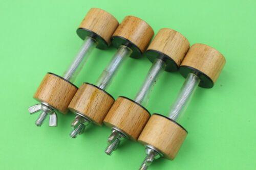 6 pcs violin glueing clamp fix top and back Violin making repair tools