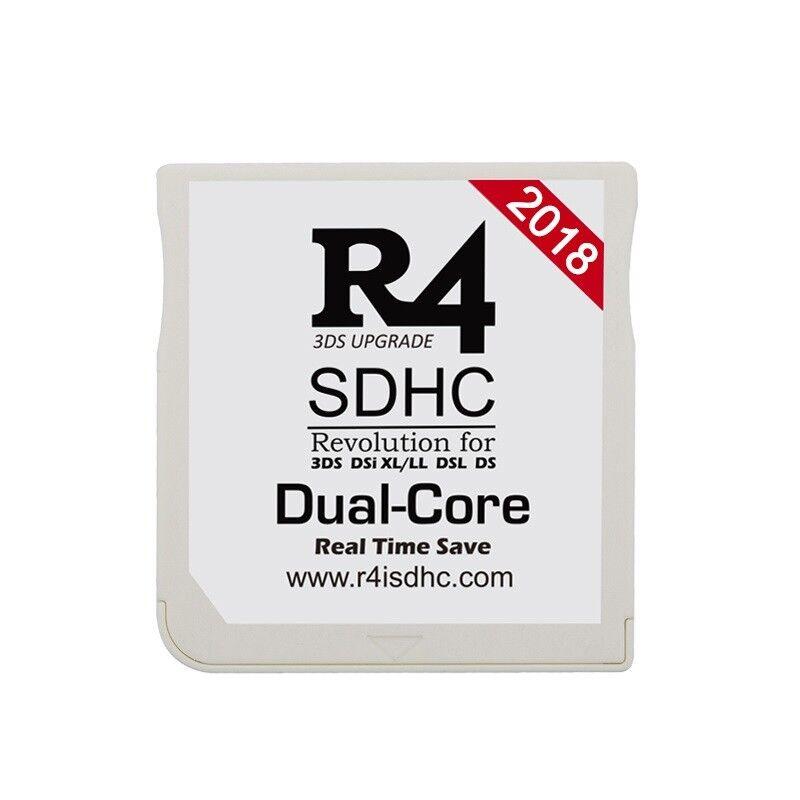 Nintendo Tilbehør, Dual-Core 2018 r4isdhc.com, Perfekt