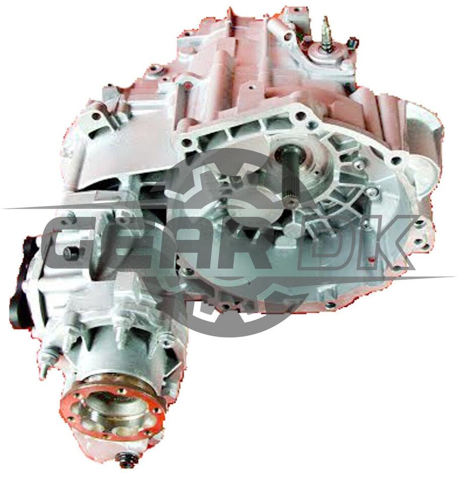 Gearkasse VW PASSAT GOLF VII 1.6 TDi 4X4 MRV
