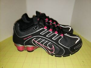 Nike-Shox-356918-062-Sneakers-Womans-Size-8