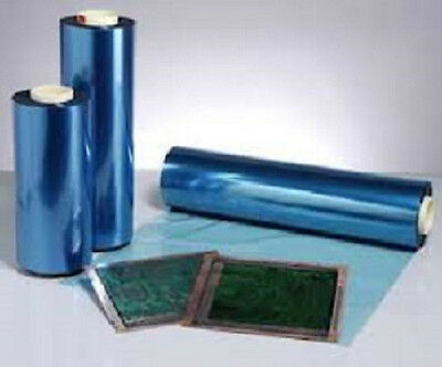 Dry Film Photopolymer  roll of   8 in x 97 in