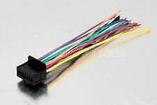 PIONEER WIRE HARNESS DEH P3900MP P3000IB 2000MP 16-4