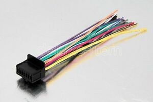 s l300 pioneer wire harness deh p3900mp p3000ib 2000mp 16 4 ebay pioneer wiring harness at bayanpartner.co