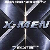 X-Men [Original Motion Picture Soundtrack] * by Michael Kamen (CD, Jul-2000, 2 Discs, Decca)