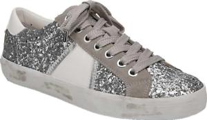 Sam Edelman Women's Gray Baylee Sneakers Sz 6.5 9055