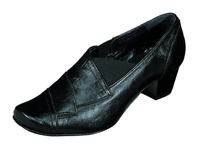 Miccos Damenschuhe Halbschuhe Schnürer Leder Schuhe schwarz Gr.38 3290109 Neu15