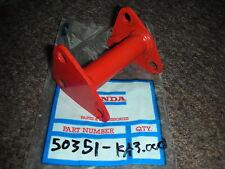 NOS VINTAGE HONDA CR 125 RB 1981 front engine mount 50351-KA3-000 ELSINORE EVO