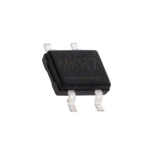 0.5A Ifsm 8X MB8S-DIO8 Single-phase bridge rectifier Urmax 800V If 32A DIOTEC