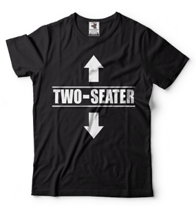 Two-Seater-Funny-shirt-Mens-Funny-shirt-Two-Seater-humor-tee-shirt-Gift-shirt