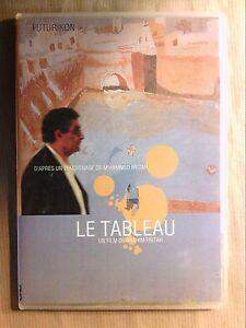 DVD-DOCUMENTAIRE-RARE-LE-TABLEAU-BRAHIM-FRITAH-TRES-BON-ETAT
