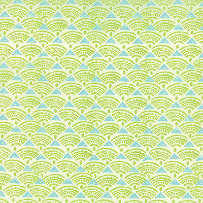 Horizon 27197-11 Green Tide Priced Per ½ Yard Moda Kate Spain Quilt Fabric