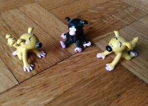 Figurine Pixi 4635 Les Trois Bébés Marsupilami Rare Rarissime