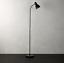 John Lewis Floor Lamp Black Contemporary Style Home Light 5 Year Guarantee