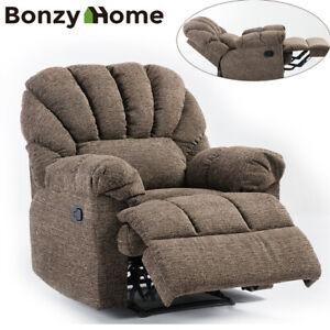 Oversized-Recliner-Chair-Sofa-Heavy-Duty-Base-Wide-Back-Seat-Modern-Shell-Back