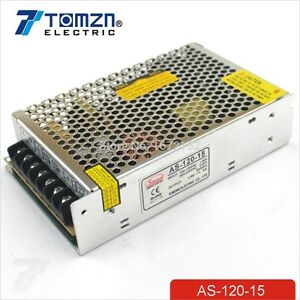 120W 15V 8A Small Volume Single Output Switching power supply