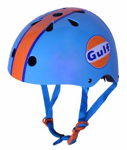 Kiddimoto GULF Casque vélo équilibre Skate BMX Sécurité WEAR enfant taille moyenne