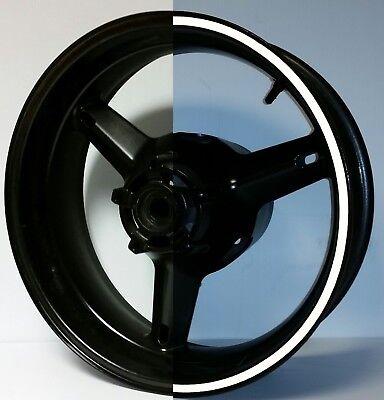 Motorcycle Deco wheel Reflective Car Rims Wheel Decal Stickers