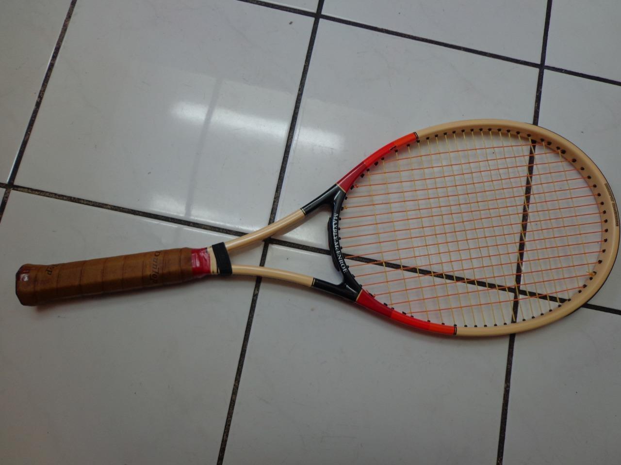 Dunlop Maxply McEnroe 98 head 4 4 head 5/8 grip Tennis Racquet 8093fb