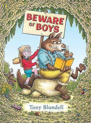 1 of 1 - Beware of Boys by Tony Blundell (Paperback, 1993)