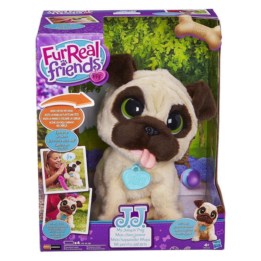 Hasbro FurReal Friends B0449EU4 B0449EU4 B0449EU4 - JJ Hund Mops Kinder Spielzeug für Mädchen ab 4 4bdfb5