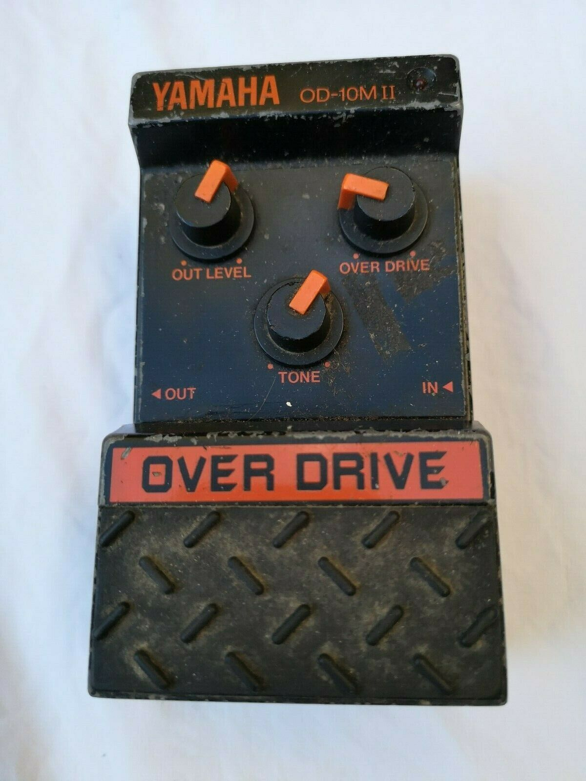 YAMAHA  OD-10M II OVERDRIVE - FREE NEXT DAY DELIVERY IN THE UK