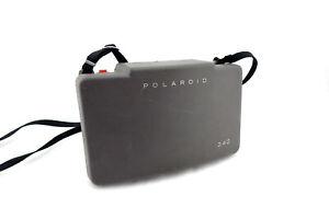 Polaroid-340-Automatic-Land-Camera-034-bitte-lesen-please-read-034