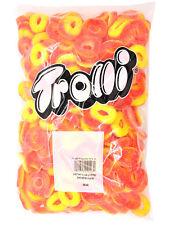 SweetGourmet Trolli Peachie O's - Peach Rings  - 5Lb FREE SHIPPING!
