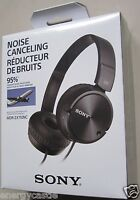 Sony Mdr-zx110nc Swivel Noise Cancelling Stereo Headphones Mdrzx110nc