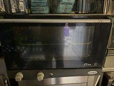 Cadco Xaf 013 3 Pan Half Size Counter Top Electric Convection Baking Oven