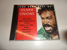 Cd   Oliver Onions  – The Very Best Of