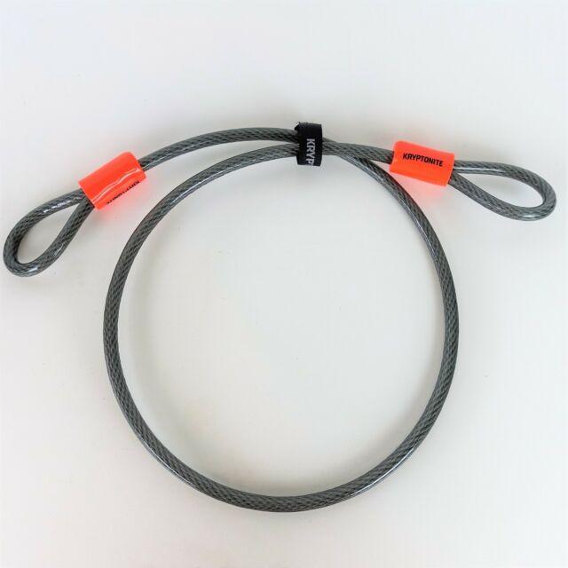 Nouveau Kryptonite Câble KryptoFlex 1004 4/' X 10 mm