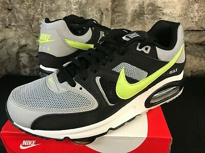 NIKE Air Max Command 629993 047 VOLT WOLF GREY BLACK COOL GREY Men's NEW 2019 | eBay