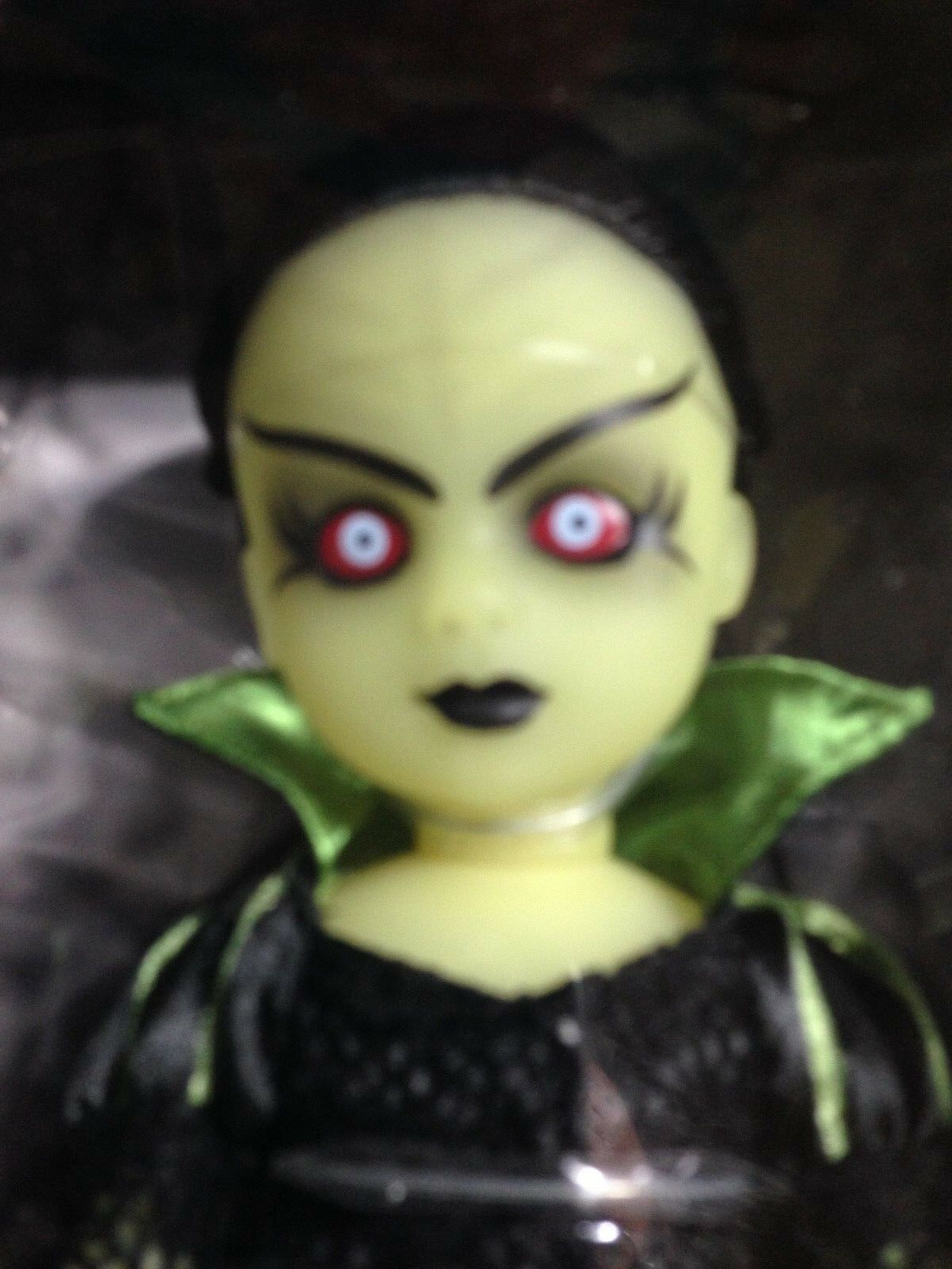 Living Dead Dolls Lost in Oz The Witch Glow in the Dark Variant HTF