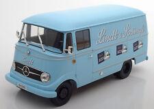 Norev 1957 Mercedes Benz L319 Van Lindt & Sprüngli  in 1/18 Scale New! In Stock
