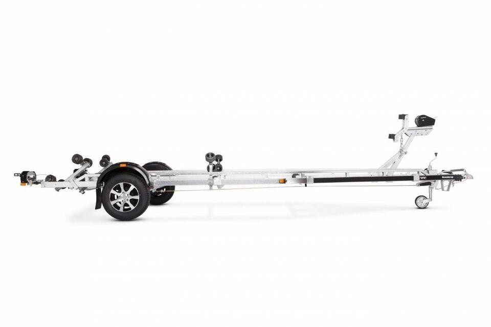 Trailer, Brenderup Brenderup SRX 1300 KG - 22 fod, lastevne