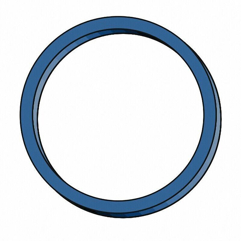 (EUR 17,61 kg-EUR 26,89 kg) Gummiringe Naturkautschuk blau 1 mm Ø 3 cm 50 gr | Mittel Preis  | Auf Verkauf