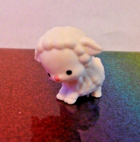 Twozies Season 1 BAALEY Lamb White Mint OOP