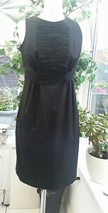 Stunning Black Lining 1 Ca25459 Details uk8 About Baker Rn95229 Dress Butterfly Size Ted